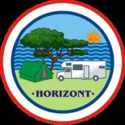 Camp Horizont Primošten Sticker